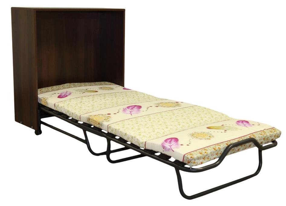 Раскладушка с матрасом кровать трансформер